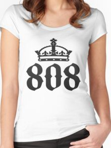 Royal 808 Women's Fitted Scoop T-Shirt