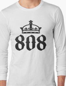 Royal 808 Long Sleeve T-Shirt