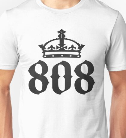 Royal 808 Unisex T-Shirt