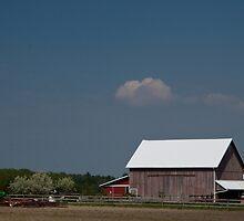 John Deere Farm by Marvin Mast
