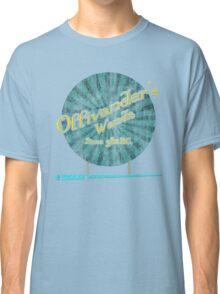 Ollivanders Wands Classic T-Shirt