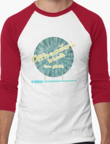 Ollivanders Wands Men's Baseball ¾ T-Shirt