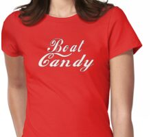 Boat Candy Womens Fitted T-Shirt
