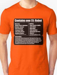 Robotic Humanoid (tm) Unisex T-Shirt