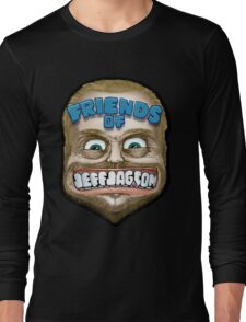 Friends of JeffJag.com - 2011 Edition Long Sleeve T-Shirt