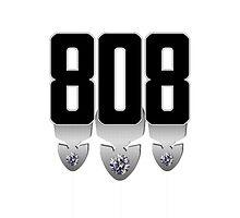 Diamond Bomb IPhone Case by 808LTD