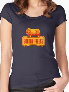 golden fleece Women's Fitted Scoop T-Shirt