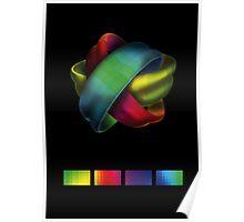 Bent Spectrum Poster