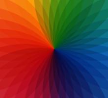 Colour Spectrum Sticker
