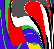 Modern Art 2 IPhone Case by 2HivelysArt