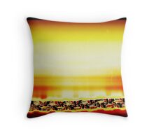 Apocalypse Captured Throw Pillow