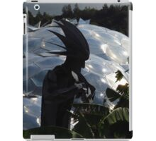 Green Fingers ! The Eden Project iPad Case/Skin