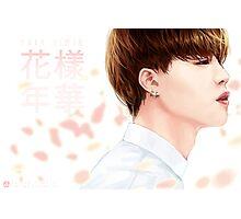 Park Jimin - 花樣年華 Photographic Print