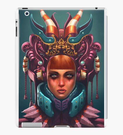 Rashah Queen Portrait iPad Case/Skin