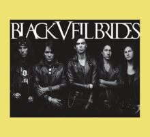 Black Veil Brides Group Picture Kids Clothes
