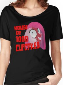 House of 1000 Cupcakes Women's Relaxed Fit T-Shirt