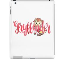 Gryffindor The Brave iPad Case/Skin
