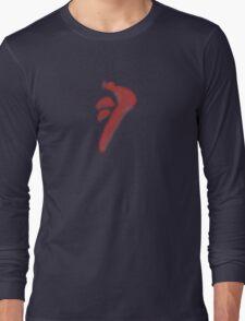 Dean Winchester Mark of Cain Long Sleeve T-Shirt