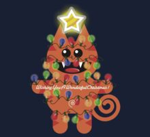 CHRISTMASKAT Kids Tee