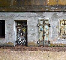 Fort Barry - Choose Your Door by Matt Hanson