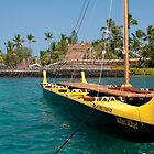 Hawaiian Sailboat by Josh220