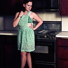 Kitchen Pin Up by DariaGrippo