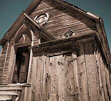 Ghost Town- Church by Josh220