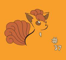 Pokemon 37 Vulpix
