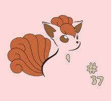 Pokemon 37 Vulpix Kids Clothes