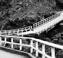 Winding Bridge by Matt Hanson