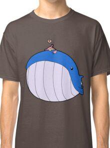 HSOWA- Skitty Loves Wailord Classic T-Shirt