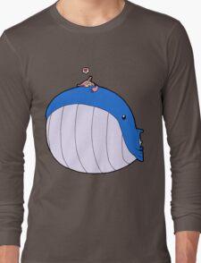 HSOWA- Skitty Loves Wailord Long Sleeve T-Shirt