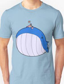 HSOWA- Skitty Loves Wailord Unisex T-Shirt
