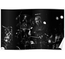 Max Roach in Sydney Poster