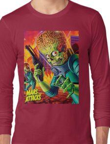 Mars Attack Long Sleeve T-Shirt