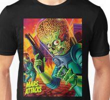 Mars Attack Unisex T-Shirt