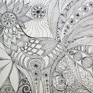 Cock - a - doodle  by Karin Zeller