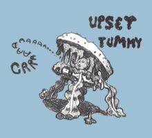 Upset Tummy by Emmet O'Dwyer