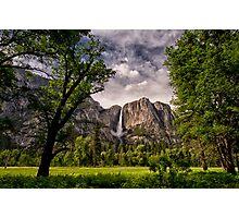 Yosemite Falls Photographic Print