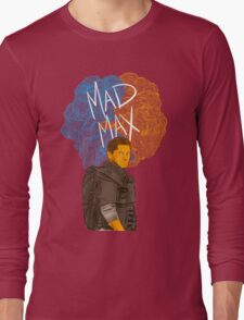 "Tom Hardy ""Mad Max"" (Transparent) Long Sleeve T-Shirt"