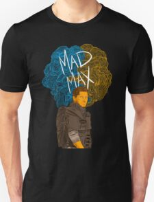 "Tom Hardy ""Mad Max"" (Transparent) Unisex T-Shirt"
