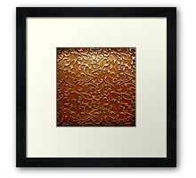 Lux Color Framed Print