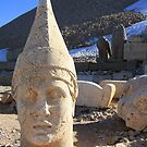 Mt Nemrut by Christine Oakley
