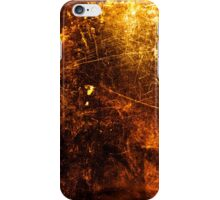 Marks Time iPhone Case/Skin