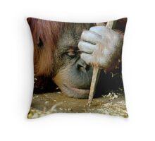 Problem Solving Throw Pillow