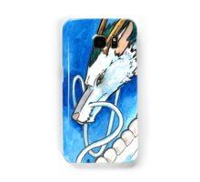 FanArt-SpiritedAway-Haku Samsung Galaxy Case/Skin