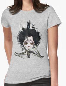 Edward, Sweet Edward Womens Fitted T-Shirt