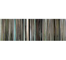 Moviebarcode: The Graduate (1967) Photographic Print