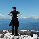 On Top of the World by Bine