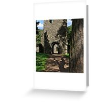 Cross Kirk Greeting Card